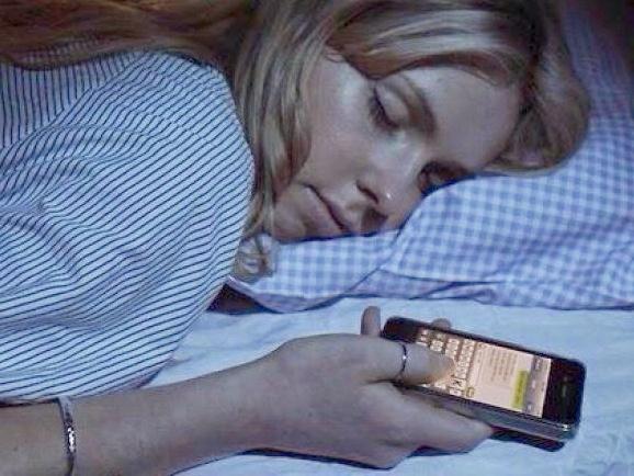 Mobilbruk på senga gir søvnforstyrrelser